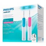 зубная щетка Philips HX3110/33 (электрическая, 2 штуки)