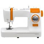 Швейная машина Toyota ECO34B, белая с оранжевым