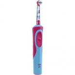 зубная щетка Oral-B Frozen Vitality Kids електрическая, голубая