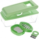 Кухонный комбайн Moulinex K 1030124 для овощей, зеленый