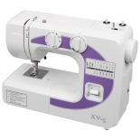 швейная машина Janome XV-5 (полуавтомат)