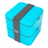 контейнер для продуктов Контейнер Monbento Square (для продуктов) голубой
