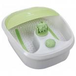 массажер ванна для ног Supra FMS-101, бело-зеленая