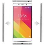 смартфон Ginzzu S5050 2/16Gb, белый