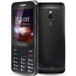 сотовый телефон Ginzzu M108D, черный