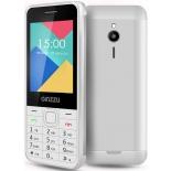 сотовый телефон Ginzzu M108D, белый