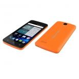 смартфон Highscreen Easy F, оранжевый