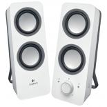 компьютерная акустика Logitech Z200 White