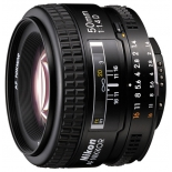 объектив для фото Nikon 50mm f/1.8D AF Nikkor