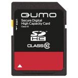 карта памяти Qumo SDHC Memory Card 8Gb Class10