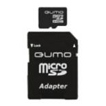 карта памяти Qumo QM4GMICSDHC10 4Gb