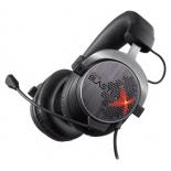 гарнитура для пк Creative Sound BlasterX H7, черно-серебристая