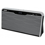 портативная акустика BBK BTA130 черная/металик