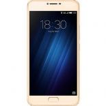 смартфон Meizu U10 32GB, золотистый