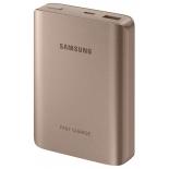 аксессуар для телефона Мобильный аккумулятор Samsung EB-PN930CZRGRU Li-Ion 10200mAh, розовое золото
