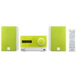 музыкальный центр Pioneer X-CM35-N, зеленый