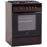 плита Greta 600 исп 12, коричневая