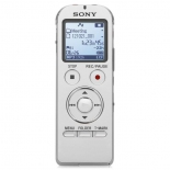 диктофон Sony ICD-UX533, серебристый