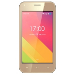 смартфон Ginzzu S4020, золотистый