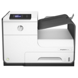 струйный цветной принтер HP PageWide Pro 452dw (настольный)