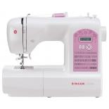 Швейная машина Singer Starlet 6699, белая с розовым