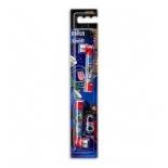 аксесуар для зубной щётки Oral-B Kids Stages, для мальчиков (2 шт)