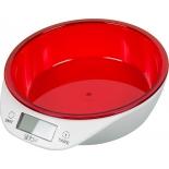 кухонные весы Sinbo SKS 4521, Красный