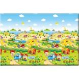 детский коврик ComFlor Big-13, Fruit Farm (развивающий)