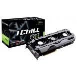 видеокарта GeForce Innovision PCI-E NV iChill GTX1070 X3 8192Mb 256b DDR5 D-DVI+HDMI C107V3-1SDN-P5DNX