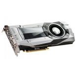видеокарта GeForce EVGA GeForce GTX 1080 1607Mhz PCI-E 3.0 8192Mb 10000Mhz 256 bit DVI HDMI HDCP, FOUNDERS EDITION