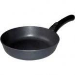 сковорода Нева-Металл Домашняя 7424, черная