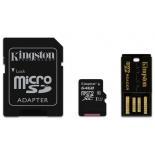 карта памяти MicroSDXC 64Gb class10