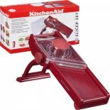 овощерезка KitchenAid KG310ER, красная