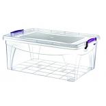 контейнер для продуктов Росcпласт РП-112, прозрачный