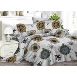комплект постельного белья Softex 632 Круиз, (1,5 спальный)