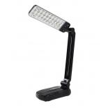 светильник настольный Эра NLED-421-3W-BK черный