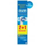 аксессуар для зубной щётки Сменные насадки ORAL-B Precision Clean (3 шт.)