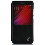 чехол для смартфона G-Case Slim Premium для Xiaomi Redmi Note 4 (GG-749), чёрный