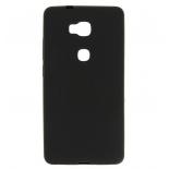 чехол для смартфона для Huawei Honor 5X, TPU, чёрный