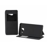 чехол для смартфона Book Case для Xiaomi Redmi 3S и Redmi 3 Pro, чёрный