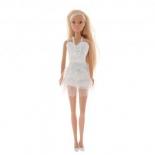 кукла Штеффи в белом летнем платье, 29 см