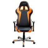 компьютерное кресло DXRacer Formula OH/FE00/NO, черное / оранжевое