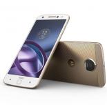 смартфон Motorola Moto Z Play, золотисто-белый
