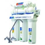 фильтр для воды Гейзер Престиж М, белый