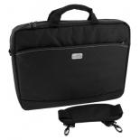 сумка для ноутбука PCP-A1317 BK (нейлон, 17''), чёрная