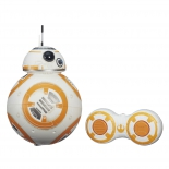 радиоуправляемая модель Hasbro Star Wars Дроид Звездных войн, белая / оранжевая