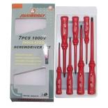 Набор инструментов Jonnesway D02AC07S (7 предметов)