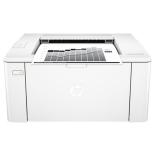 принтер лазерный ч/б HP LaserJet Pro M104a (G3Q36A), белый