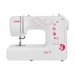 Швейная машина Janome МX77, белая с рисунком