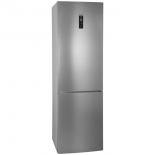холодильник Haier C2F637CFMV (с морозильником), серебристый